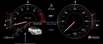 Cadillac XTS Digital Dials Allow Drivers to Choose Display Theme