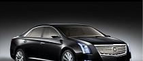 Cadillac XTS to Enter Production by 2012