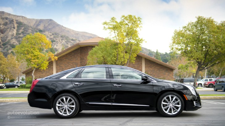 Cadillac XTS Won't Be Replaced, ATS and CTS to Be Renamed – Photo Gallery