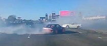 California Drifters Shut Down Highway to Show Off [Video]