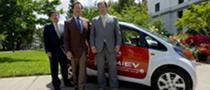 California Evaluating the Mitsubishi i-MiEV