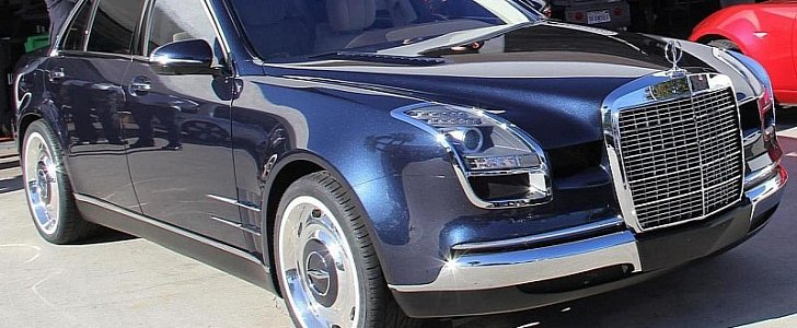 California s mysterious coach ruined mercedes benz doesn t for Mercedes benz california