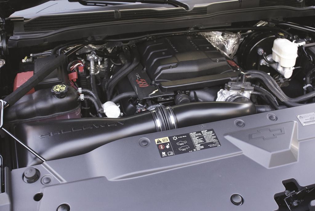 callaway genthree supercharger system update offers more grunt for 5 3 and 6 2 liter v8 engines. Black Bedroom Furniture Sets. Home Design Ideas