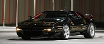 Cam Shaft Does F1 Tribute Wrap for Lotus Esprit V8 [Photo Gallery]