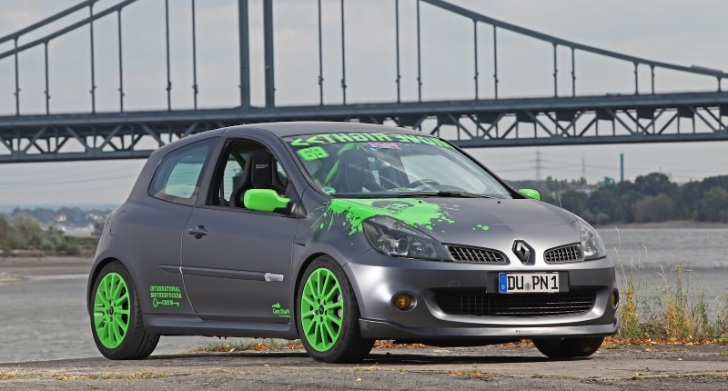 Cam Shaft Tunes Renault Clio RS III into Track Car [Photo Gallery]