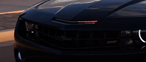 Camaro SS Gets Knight Rider Makeover [Video]