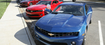 Camaro Tops U.S. Sports Car Sales