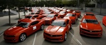 Camaro Wins Sales Race in February