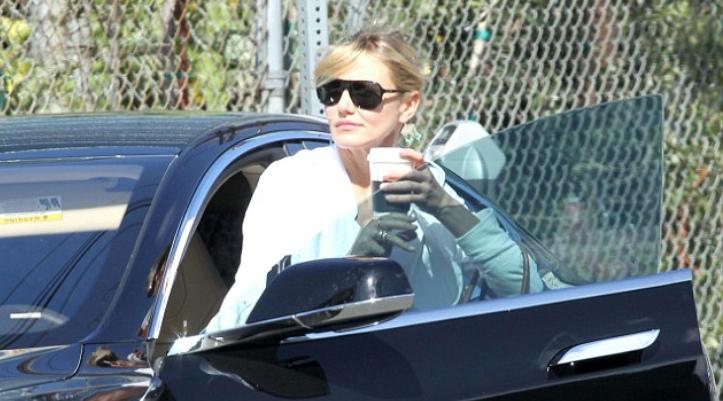 Cars Drive Video Actress