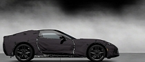 Camouflaged Corvette C7 Now Available for Gran Turismo 5 [Video]