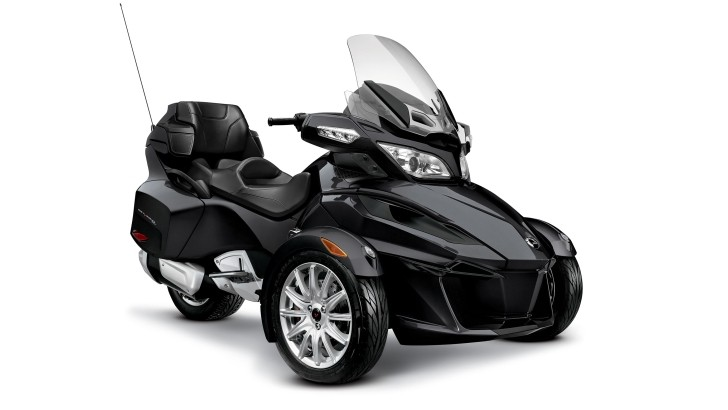 Can-Am Details the 2014 Spyder RT Features [Video]