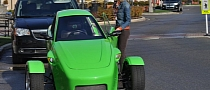 Can-Am-Inspired Elio 3-Wheeler [Photo Gallery][Video]