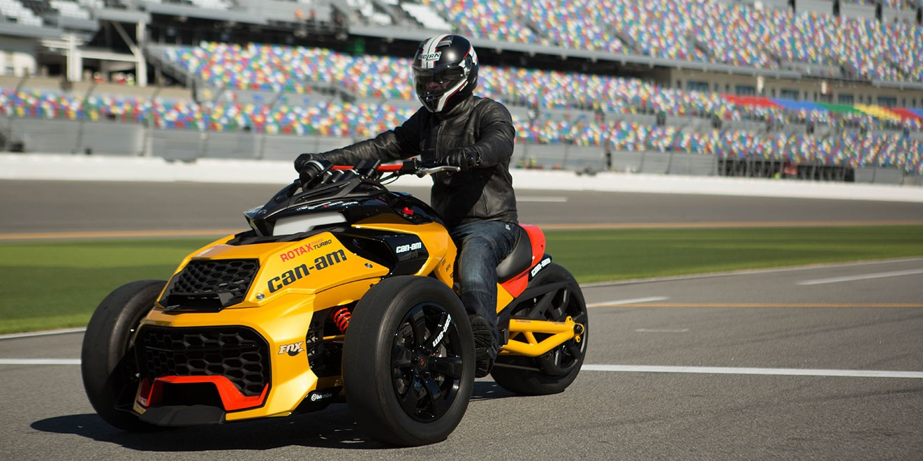 Can Am Spyder F3 Turbo Sounds Like Fun Autoevolution