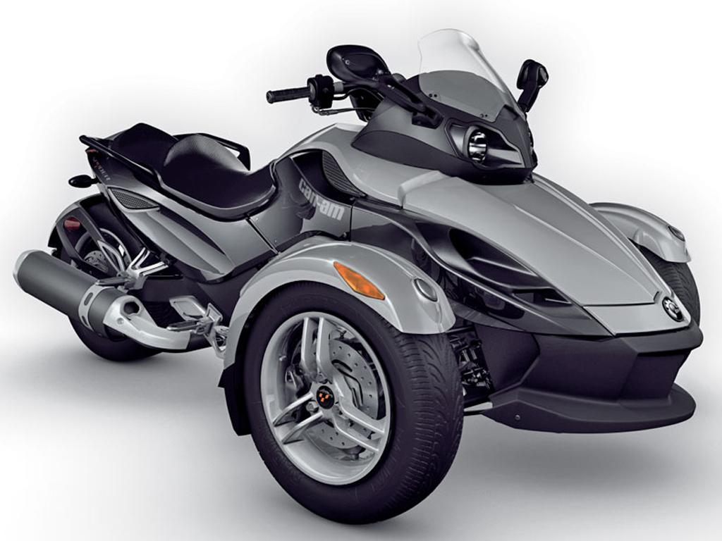 Can Am Spyder Recalled Due To Transmission Issues