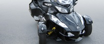 Can Am Spyder Receives KW Suspension