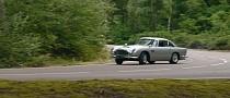 Can James Bond's Aston Martin DB5 Drift? The Stig Investigates