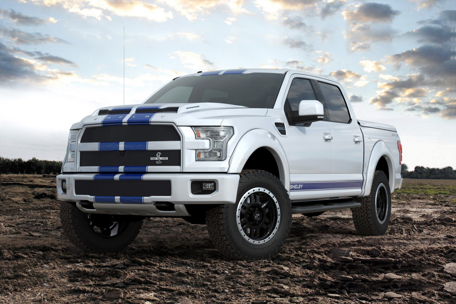 Ford Cobra Truck 2017 >> Can T Wait For The 2017 Ford F 150 Raptor Here S The 2016 Shelby F