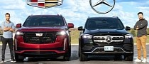 Can the 2021 Cadillac Escalade Compare to the Mercedes-Benz GLS-Class?