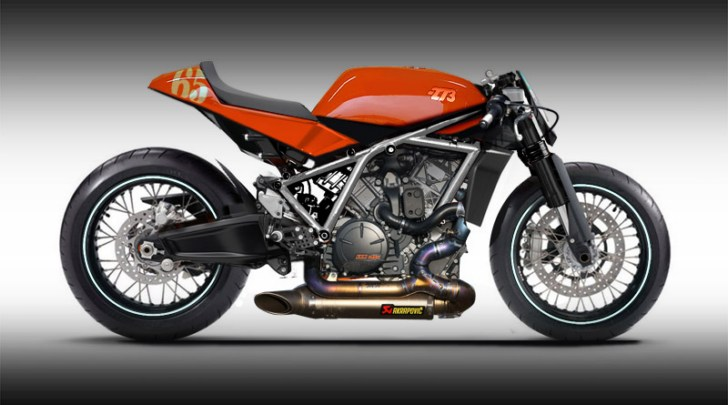 Can You Believe This Track Racer Is A Ktm Rc8 Autoevolution