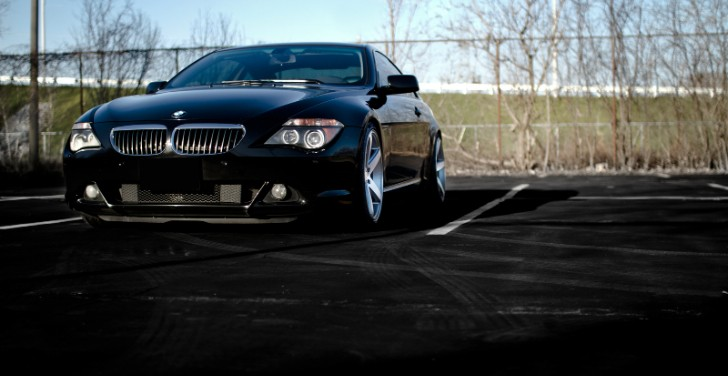 Canadian BMW E63 645i Rides on Concavo Wheels [Photo Gallery]