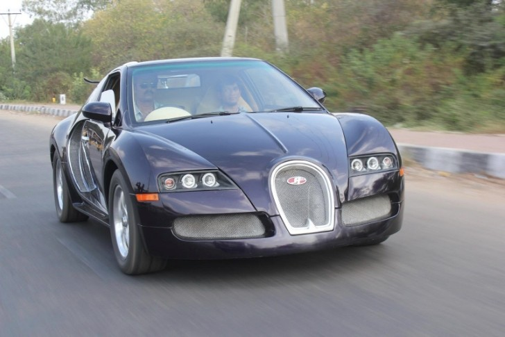 can t afford a bugatti veyron how about a suzuki based replica. Cars Review. Best American Auto & Cars Review