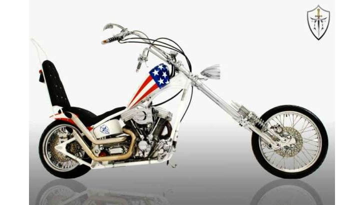 Bikes Made In America Captain America s Bike Is Made