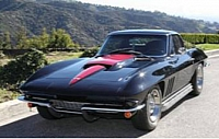 Slash's 1966 Corvette