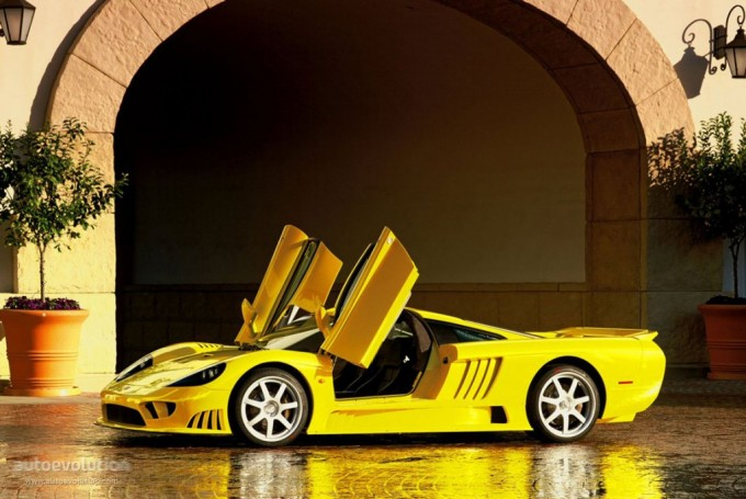This Is The Saleen S7 Unveiled In 2000. For More Information On This Model,  Check Out This Link.