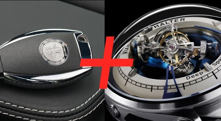 Car Key Fobs Should Adopt Watch Technology Autoevolution