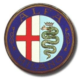 Alfa romeo milano emblem 11