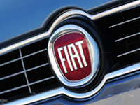 Fiat logo on our tested Bravo