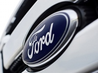 Ford's famous Blue Oval logo