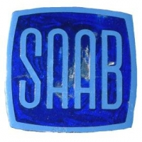 Saab's logo between 1949-1962
