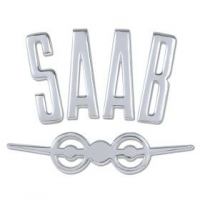 Saab's logo between 1963-1969