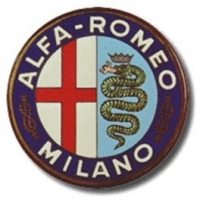 Alfa logo between 1915-1925