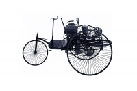 The car that started it all: Benz Paten Motorwagen