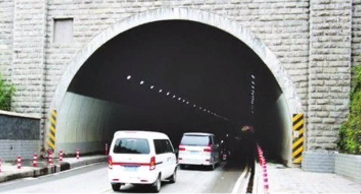 Car Tunnel in China Allows You Travel Back in Time [Video]