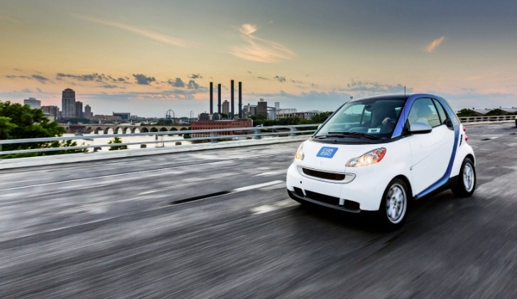 car2go Brings Better Car-Sharing in Minneapolis, USA