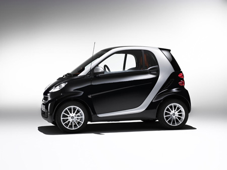 A Smart car2go - get a smart whenever you need it - autoevolution
