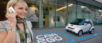 car2go Sponsors Eco Series