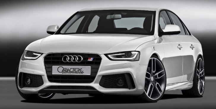 Caractere Body Kit for the 2013 Audi A4 and S4 [Photo Gallery]