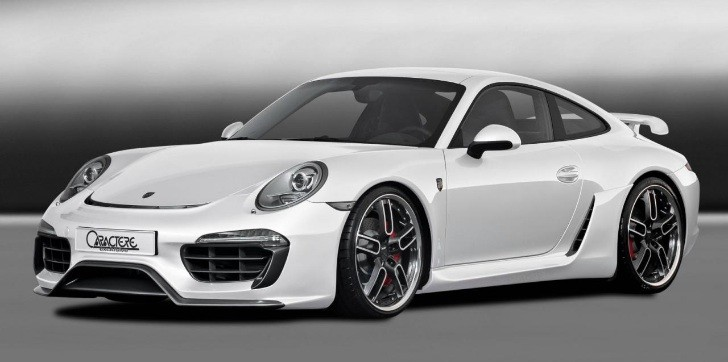 Caractere Exclusive Present Porsche 911 Kit at 2012 SEMA [Photo Gallery]