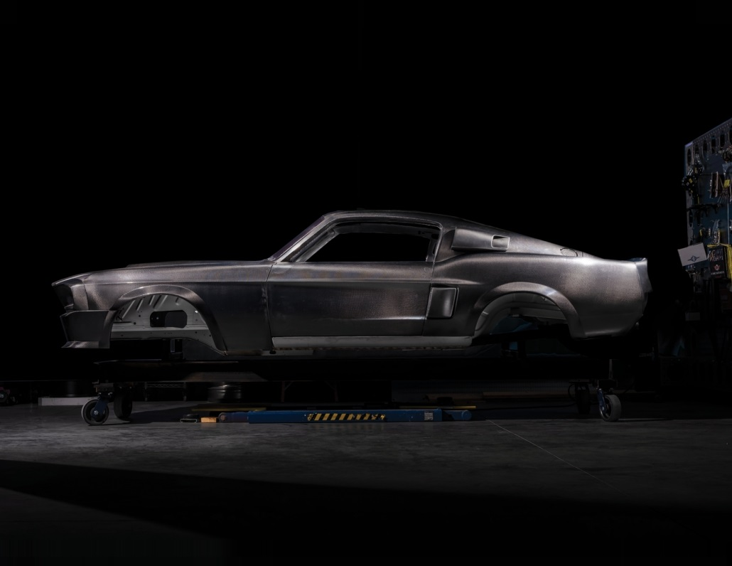 1967 Ford Mustang Shelby Gt500 Carbon Edition Costs 300k Before Options Autoevolution