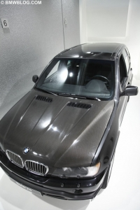 Carbon Fiber BMW X5 Prototype photo