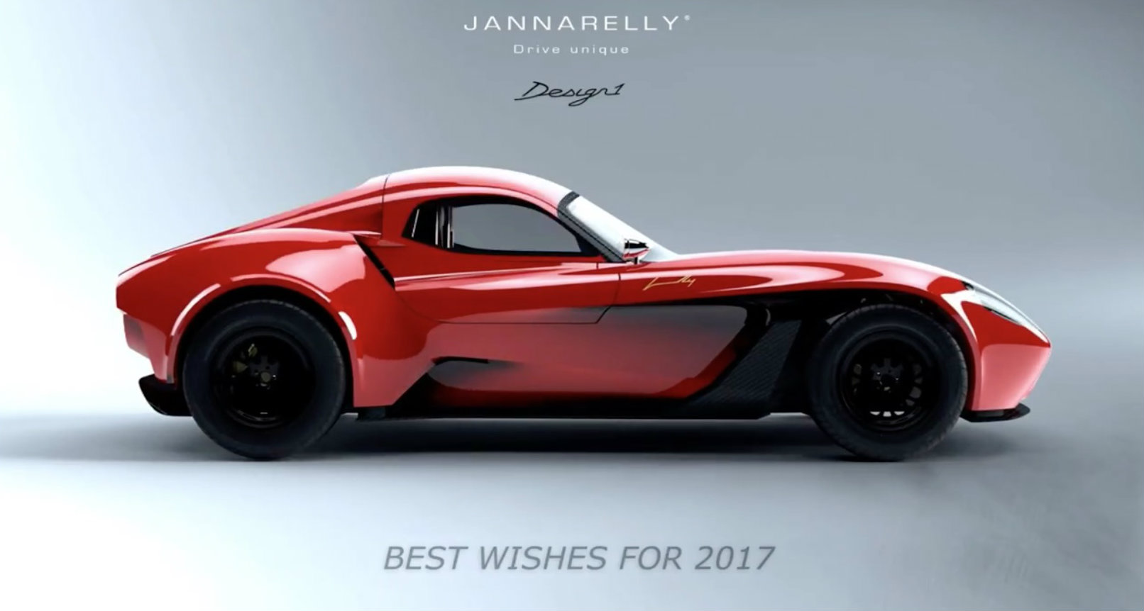 Carbon Fiber Targa Top In The Offing For Jannarelly Design 1