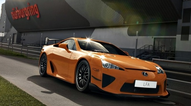Carbon Fiber Tech from Lexus LFA to Be Used in Other Models