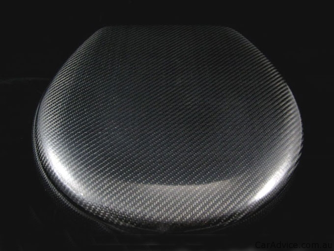 Carbon Fiber Toilet Seat.Carbon Fiber Toilet Seat For Racing Bottoms Autoevolution