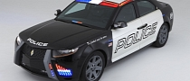 Carbon Motors Police Car Going Under the Hammer