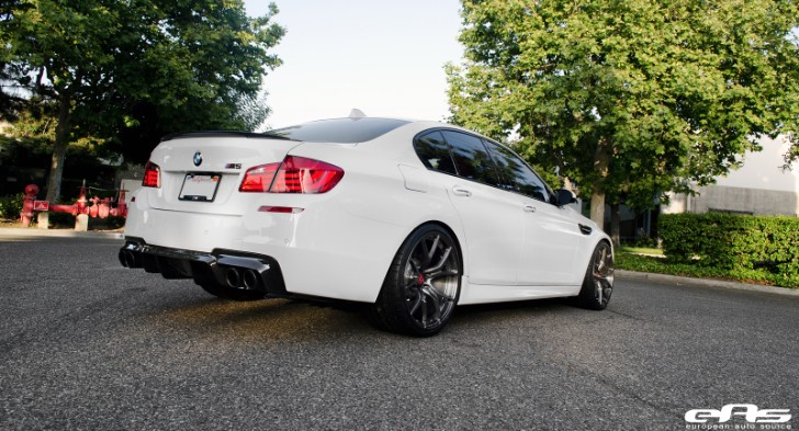 Care for Some Vorsteiner? This F10 M5 Has Plenty [Photo Gallery]