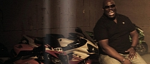 Carl Cox in the Steps of Jay Leno: 50 Bikes and Still Counting